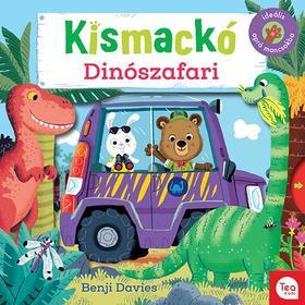 Benji Davies - Kismackó Dinószafari