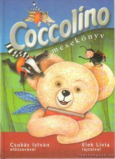 Sárközy Elga (szerk.) - Coccolino mesekönyv [antikvár]