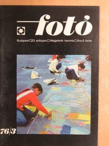 Alföldy Jenő - Fotó 1976. március [antikvár]