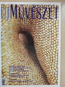 Bordács Andrea - Új Művészet 2001. június [antikvár]