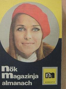 Balázs Anna - Nők Magazinja Almanach 1976 [antikvár]