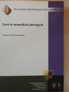 Barna Zoltán - Euró és nemzetközi pénzügyek [antikvár]