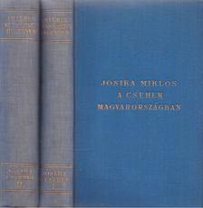 Jósika Miklós - A csehek Magyarországon I-II. kötet [antikvár]