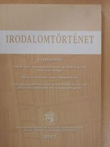 Bárdos László - Irodalomtörténet 2010/2. [antikvár]