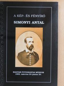 Kincses Károly - A kép- és fényíró Simonyi Antal [antikvár]