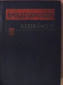 Austerweil Lajos - Épületgépészeti kézikönyv II. (töredék) [antikvár]