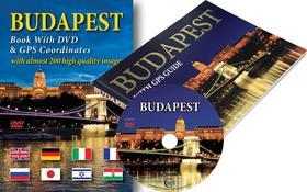 Hajni István - Kolozsvári Ildikó - BUDAPEST Book with DVD & GPS Coordinates