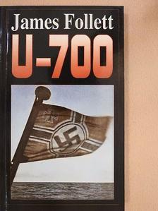 James Follett - U-700 [antikvár]