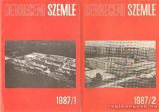 Debreceni szemle 1987/1-2. szám [antikvár]