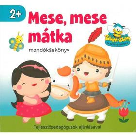 Szalay Könyvkiadó - Mese, mese mátka - Mondókáskönyv