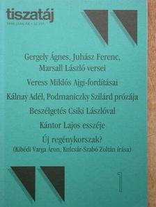 Bombitz Attila - Tiszatáj 1998. január [antikvár]