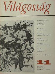 Ancsel Éva - Világosság 1969. november [antikvár]