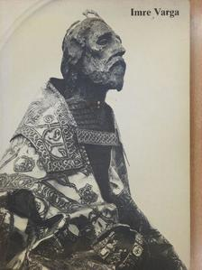 Harangozó Márta - Imre Varga (dedikált példány) [antikvár]