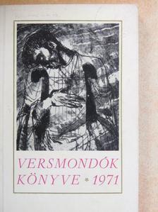 Ágh István - Versmondók könyve 1971 [antikvár]