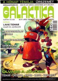 BURGER ISTVÁN - Galaktika 252. 2011. március [antikvár]