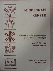 Cserháti József - Mindennapi kenyér [antikvár]