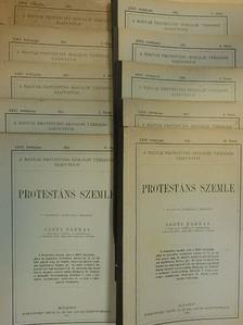 Balla Antal - Protestáns Szemle 1911. január-december [antikvár]