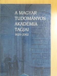 Balogh Margit - A Magyar Tudományos Akadémia tagjai I. (töredék) [antikvár]