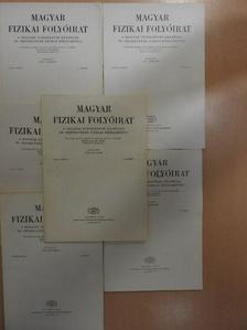 Belák Sándor - Magyar Fizikai Folyóirat XXVII. kötet 1-6. füzet [antikvár]