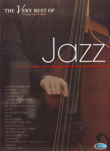 THE VERY BEST OF JAZZ FOR PIANO, VOCAL & GUITAR