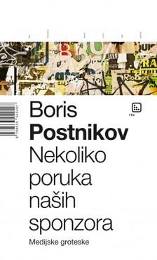 Postnikov Boris - Nekoliko poruka na¹ih sponzora [eKönyv: epub, mobi]