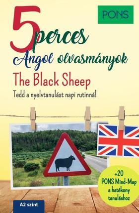 Dominic Butler - PONS 5 perces angol olvasmányok The Black Sheep