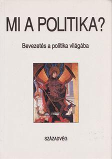 Gyurgyák János - Mi a politika? [antikvár]