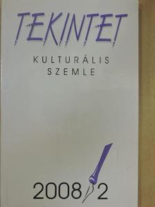 Csák Gyula - Tekintet 2008/2 [antikvár]