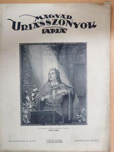 Larin Kyösti - Magyar Uriasszonyok Lapja 1930. június 1. [antikvár]