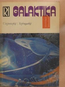 A. Sztrugackij - Galaktika 11. [antikvár]