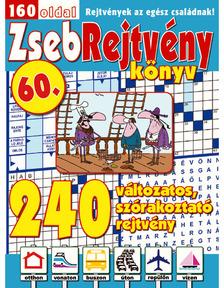 ZsebRejtvény Könyv 60