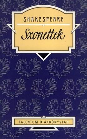 Shakespeare, William - SZONETTEK /TAL DK/