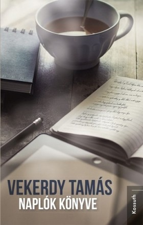 Vekerdy Tamás - Naplók könyve [eKönyv: epub, mobi]