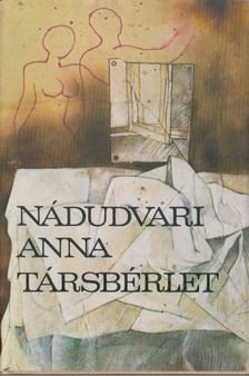 Nádudvari Anna - Társbérlet [antikvár]