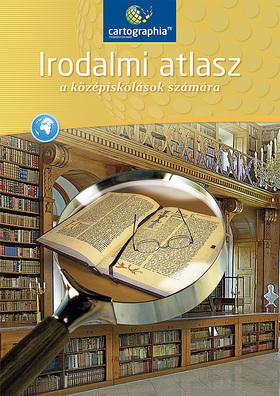 CR-0152 - CR-0152 Irodalmi atlasz a középiskolások számára