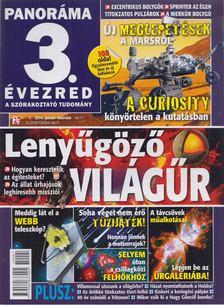 Vámos Éva - 3. évezred - A szórakoztató tudomány 2014.január-március [antikvár]