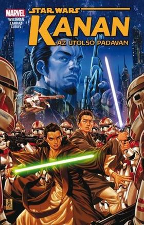 Greg Weisman - Star Wars: Kanan, az utolsó padavan (képregény)