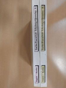 Angster Erzsébet - Turbo Pascal 6.0 feladatgyűjtemény I-II. [antikvár]