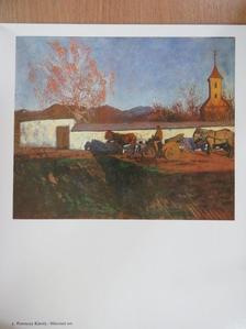 D. Fehér Zsuzsa - Magyar festészet a XX. században [antikvár]