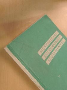 Balogh György - Műszeripari Kutatóintézet közleményei 20. [antikvár]