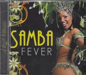 BRAZIL SAMBA FEVER CD