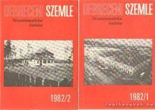 Debreceni szemle 1982/1-2. szám [antikvár]