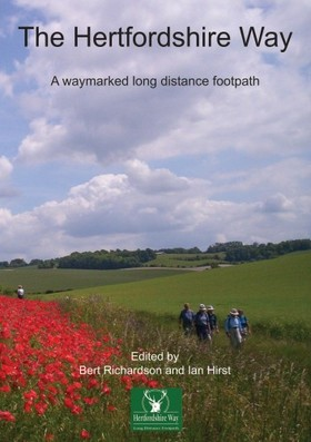 Bert Richardson, Ian Hirst, The Friends of The Hertfordshire Way - The Hertfordshire Way [eKönyv: epub, mobi]
