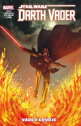 Charles Soule - Star Wars: Darth Vader, a Sith sötét nagyura - Vader erődje (képregény)