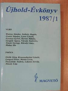 Babits Mihály - Újhold-Évkönyv 1987/1 [antikvár]