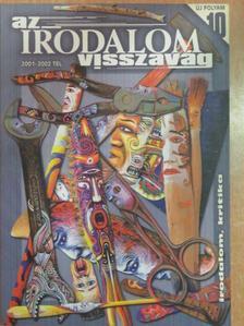 Baji Lázár Imre - Az irodalom visszavág 2001-2002 tél [antikvár]