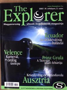 Belényi Dániel - The Explorer Magyarország 2007/2. [antikvár]