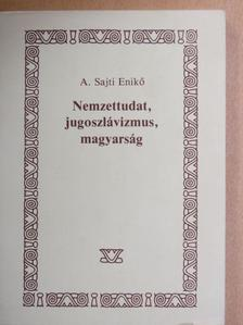 A. Sajti Enikő - Nemzettudat, jugoszlávizmus, magyarság [antikvár]