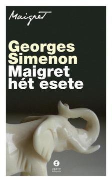 Georges Simenon - Maigret hét esete