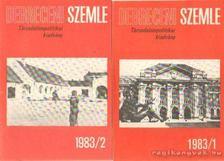 Debreceni szemle 1983/1-2. szám [antikvár]